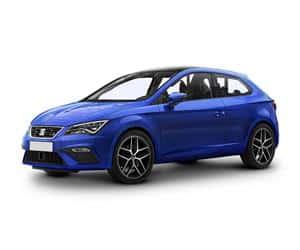 Seat Leon Hatchback 1.4 TSI FR Technology 5dr car leasing nottingham