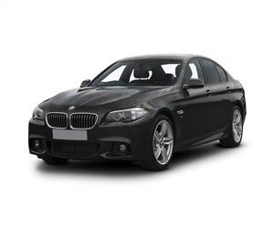 BMW 5 Series 520i M Sport Auto car leasing nottingham