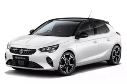 VAUXHALL CORSA Hatchback 1.2 SE Premium 5dr car leasing nottingham