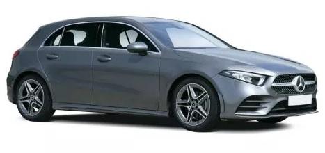 Mercedes-Benz A Class Mercedes-Benz A Class Hatchback A250e AMG Line 5dr Auto car leasing nottingham