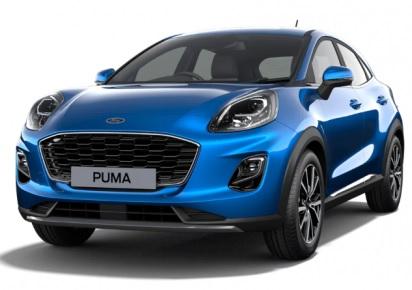 Ford Puma Puma 1.0 ST-Line MHEV 125 Petrol Manual car leasing nottingham