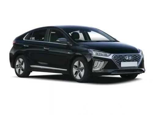 Hyundai Ioniq Electric Hyundai Ioniq Electric Hatchback 100kW Premium 38kWh 5dr Auto car leasing nottingham